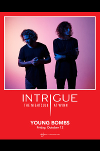 Young Bombs at Intrigue