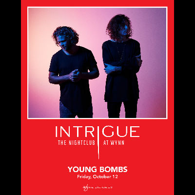 Young Bombs, Friday, October 12th, 2018