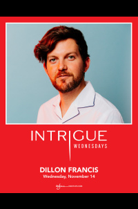 Dillon Francis at Intrigue