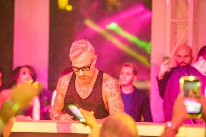 Gianluca Vacchi at Intrigue