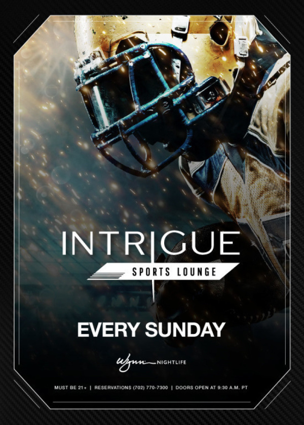 Intrigue Sports Lounge