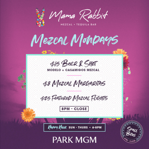 Mezcal Mondays - Mama Rabbit