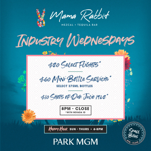 Industry Wednesdays - Mama Rabbit