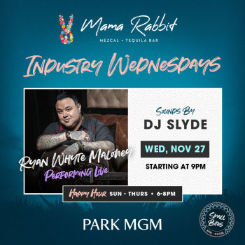 Industry Wednesdays with Ryan Whyte Maloney - Wed Nov 27