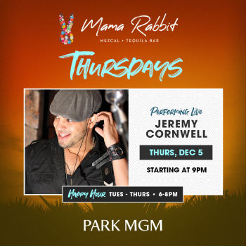 Thursday's with Jeremy Cornwell - Thu Dec 12