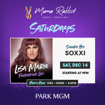 Saturday's with Lisa Marie - Sat Dec 14