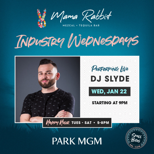 Industry Wednesdays with DJ Slyde