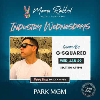 Industry Wednesdays with G-Squared - Wed Jan 29