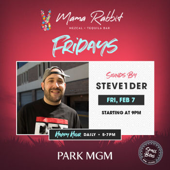 Friday's with Steve1der - Fri Feb 7
