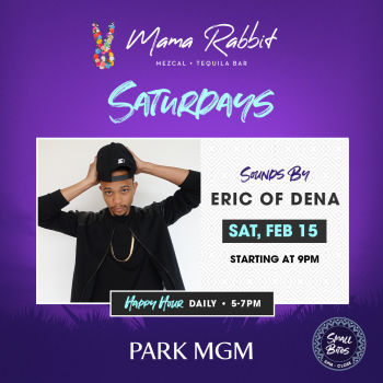 Saturday's with Eric of Dena - Sat Feb 15