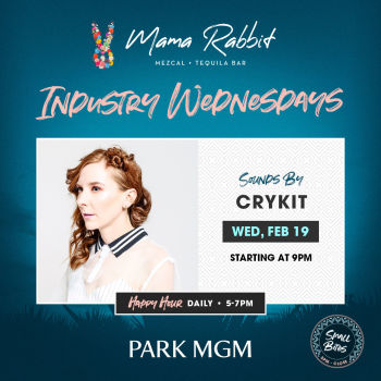 Industry Wednesday's with Crykit - Wed Feb 19