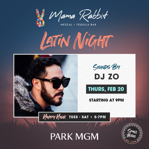 Latin Thursday's with DJ Zo