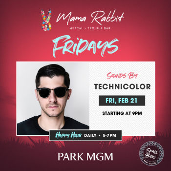 Friday's with Technicolor - Fri Feb 21
