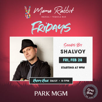 Friday's with Shalvoy - Fri Feb 28