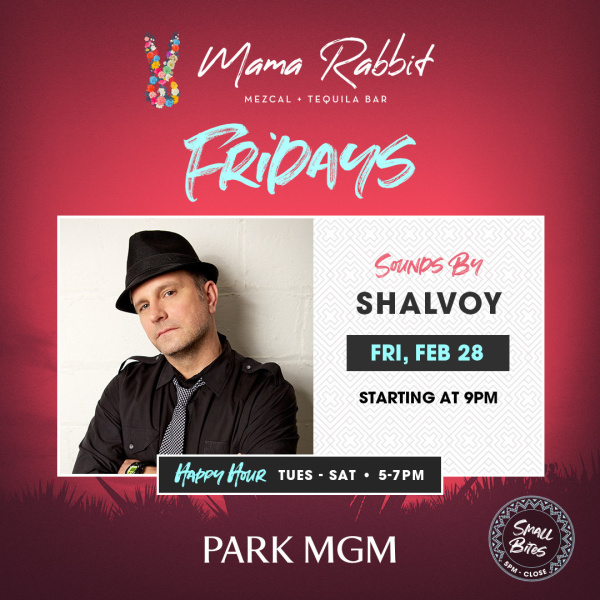 Friday's with Shalvoy