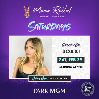 Saturday's with Soxxi - Sat Feb 29