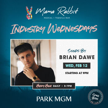 Industry Wednesdays with Brian Dawe - Wed Feb 12