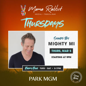 Thursday's with Mighty Mi, Thursday, March 5th, 2020