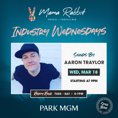 Industry Wednesday's with Aaron Taylor - Mama Rabbit