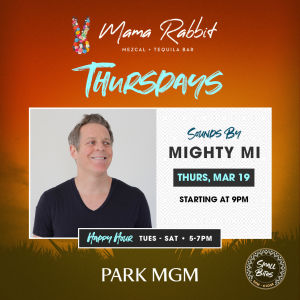Thursday's with Mighty Mi, Thursday, March 19th, 2020