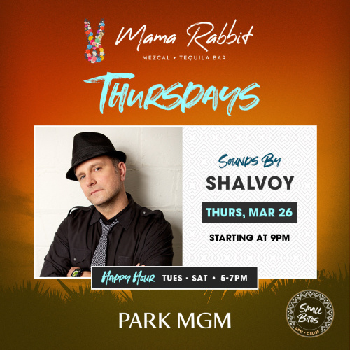 Thursday's with Shalvoy - Mama Rabbit