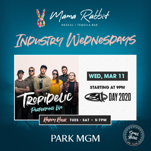 Industry Wednesdays with Tropidelic - Mama Rabbit