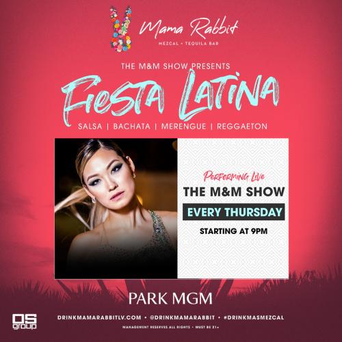 Flyer: Fiesta Latina