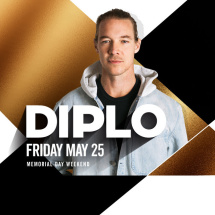DIPLO: Memorial Day Weekend