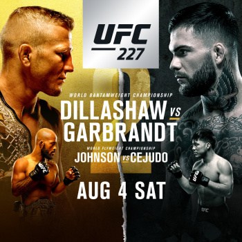 UFC 227 Viewing Party