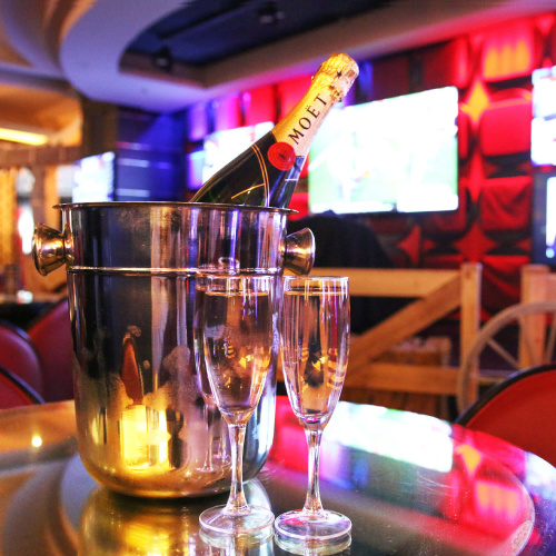 New Year's Eve Celebration - Planet Hollywood Extra! Lounge