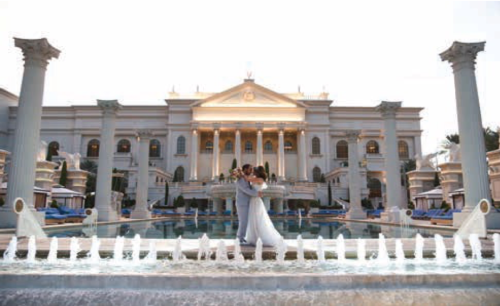 Caesars Palace Las Vegas Wedding Ceremonies - Caesars Palace Weddings