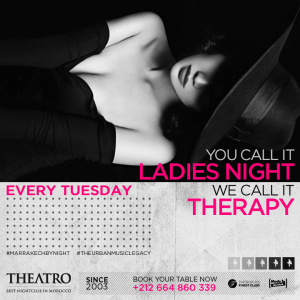 Ladies Night Therapy