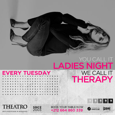 Ladies Night Therapy, Tuesday, October 30th, 2018