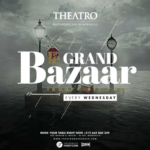 Le Grand Bazaar - Theatro