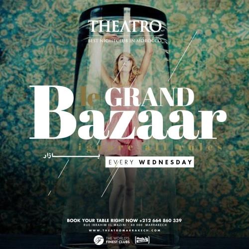 Le Grand Bazaar - Theatro