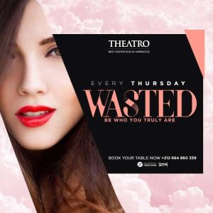 Wasted, Thursday, October 18th, 2018