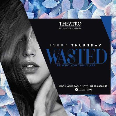 Wasted, Thursday, October 25th, 2018