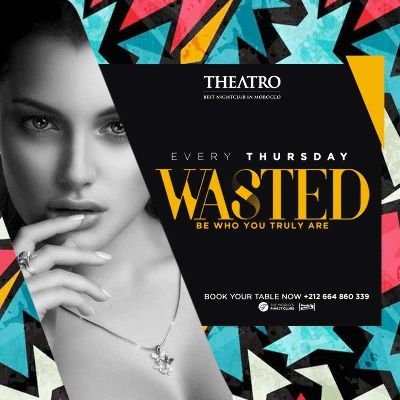 Wasted, Thursday, November 8th, 2018