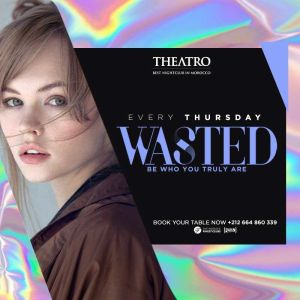 Wasted, Thursday, November 22nd, 2018