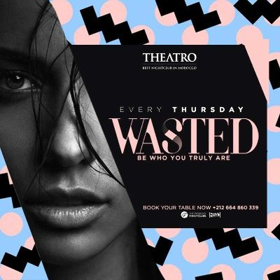 Wasted, Thursday, December 13th, 2018