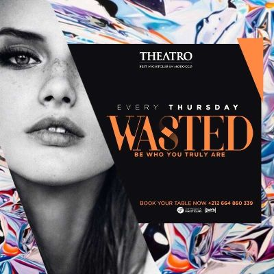 Wasted, Thursday, December 20th, 2018