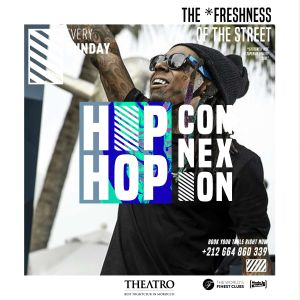 Hip-Hop Connexion, Sunday, October 21st, 2018