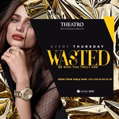 Wasted, Thursday, February 7th, 2019