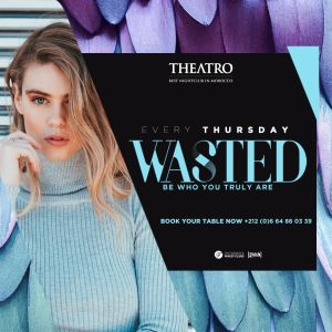 Wasted, Thursday, February 14th, 2019