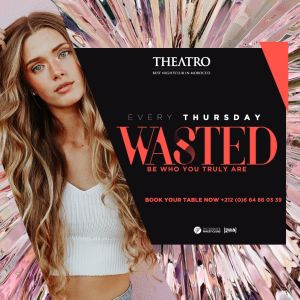 Wasted, Thursday, February 21st, 2019