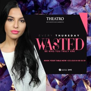 Wasted, Thursday, February 28th, 2019