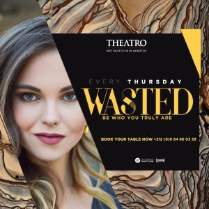 Wasted, Thursday, March 7th, 2019