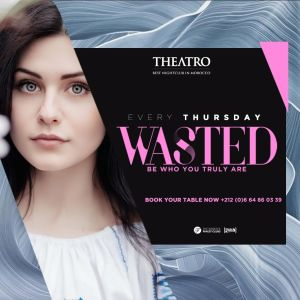 Wasted, Thursday, March 14th, 2019