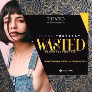 Wasted, Thursday, March 21st, 2019