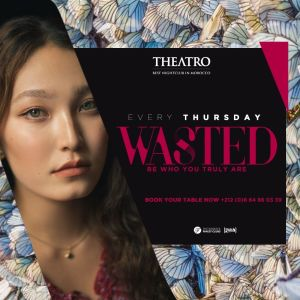 Wasted, Thursday, April 4th, 2019